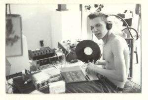 Karl Mohr Audio-Yo early days in Chisholm township