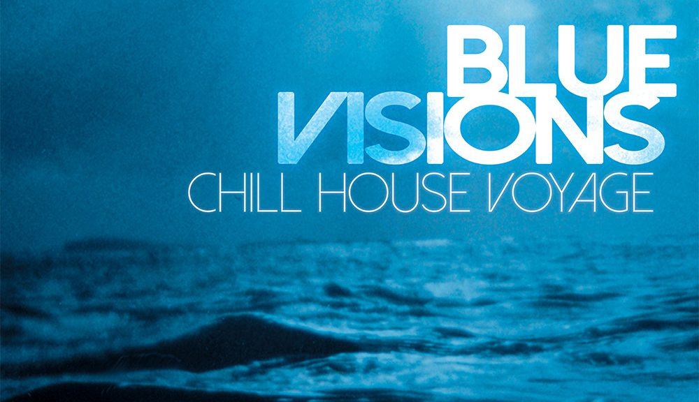 Blue Visions - Chill House Voyage - Tape Life Records - TL 1010